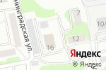 Схема проезда до компании Авторадио, FM 101.9 в Бийске