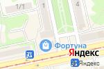 Схема проезда до компании Связной в Бийске
