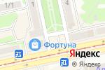 Схема проезда до компании Снежный городок в Бийске
