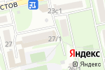 Схема проезда до компании Почтовое отделение №22 в Бийске
