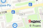 Схема проезда до компании Магазин по продаже фруктов и овощей в Бийске