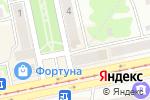 Схема проезда до компании Телефон.ру в Бийске