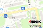 Схема проезда до компании ТС Аникс в Бийске