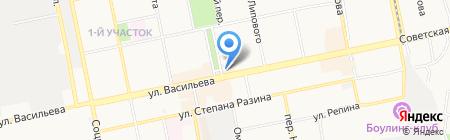 Экспресс-оптика на карте Бийска