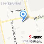 Алтайский краевой институт повышения квалификации работников образования на карте Бийска
