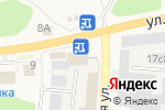 Схема проезда до компании ДИОНИК в Богашёво