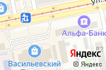 Схема проезда до компании Магазин колбасных изделий и мясных деликатесов в Бийске