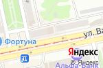 Схема проезда до компании ЭКСПРЕСС-ОПТИКА в Бийске