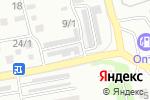 Схема проезда до компании Шиномонтажная мастерская в Бийске
