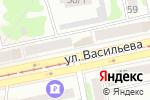Схема проезда до компании Южное в Бийске