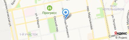 Новинка на карте Бийска