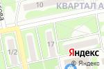 Схема проезда до компании Натали в Бийске
