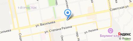 Росгосстрах на карте Бийска