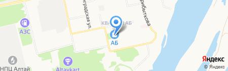 Мужской Текстиль на карте Бийска