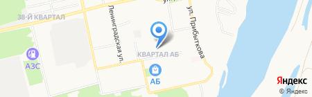 МАГНИТ на карте Бийска