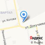 ИЗС-Сервис на карте Бийска