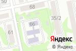 Схема проезда до компании Классика в Бийске
