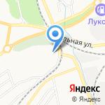 Русское застолье на карте Бийска