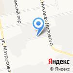 ЕвроДизельБийск-2005 на карте Бийска