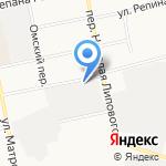 Бийский территориальный отдел Краевого бюро судебно-медицинской экспертизы на карте Бийска