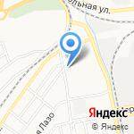 Корзинка Дмитрия-6 на карте Бийска