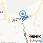 Содружество Анонимных Алкоголиков Алтая на карте Бийска