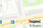 Схема проезда до компании STATUS в Бийске