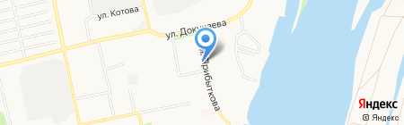 Наташа на карте Бийска