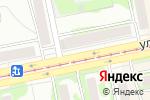 Схема проезда до компании ФармДисконт в Бийске