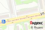 Схема проезда до компании Vape Mania в Бийске