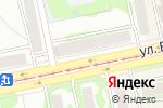 Схема проезда до компании Алла в Бийске