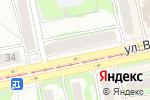 Схема проезда до компании Quickpay в Бийске