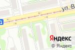 Схема проезда до компании Твоя уДача в Бийске