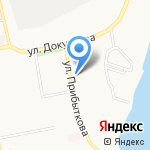 PaRaDise на карте Бийска
