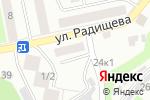 Схема проезда до компании Элит-Дом в Бийске