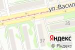 Схема проезда до компании Комплимент в Бийске