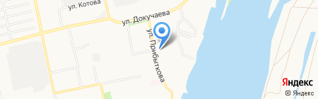 Юридический кабинет Коршикова А.Г. на карте Бийска