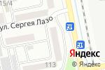 Схема проезда до компании Участковый пункт полиции в Бийске