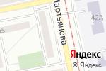 Схема проезда до компании Магазин семян и зоотоваров в Бийске