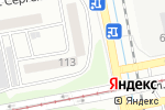Схема проезда до компании ОЛДИС в Бийске