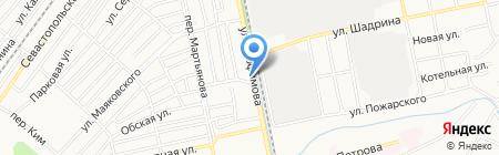 FRESH на карте Бийска