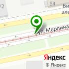 Местоположение компании CройЭнергМонтаж-Сервис
