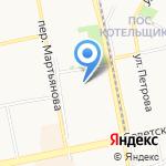 Центр автостекол на карте Бийска