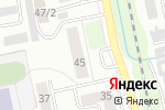 Схема проезда до компании Бийский технологический институт в Бийске