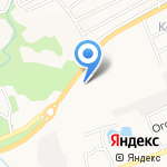 ВОСТОК-АВТО на карте Бийска