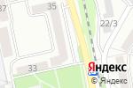 Схема проезда до компании Корзинка Михайловых-18 в Бийске