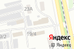 Схема проезда до компании На Трофимова в Бийске
