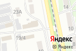 Схема проезда до компании От винта в Бийске