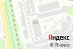 Схема проезда до компании Цех по реставрации мягкой мебели в Бийске