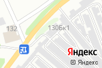 Схема проезда до компании Гаражно-строительный кооператив №18 в Бийске
